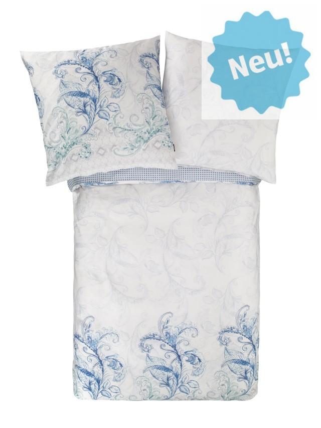 Bettbezug Zucchi Madonnina blau