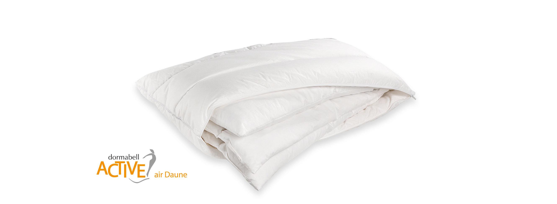 Kissen dormabell active air - Daune